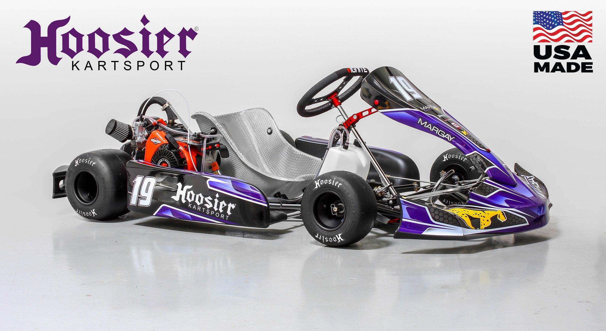 Hoosier подписала дистрибьюторское соглашение Margay Racing
