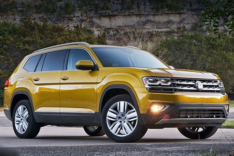 Для Volkswagen Teramont в России ввели новые опции