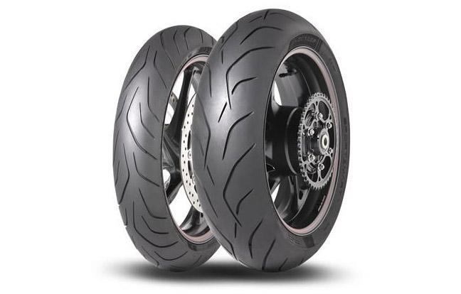 Dunlop представила «гиперспортивную» мотошину SportSmart Mk3