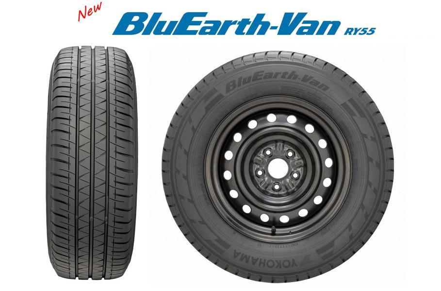 Yokohama анонсировала запуск новой Van-шины линейки BluEarth на российском рынке