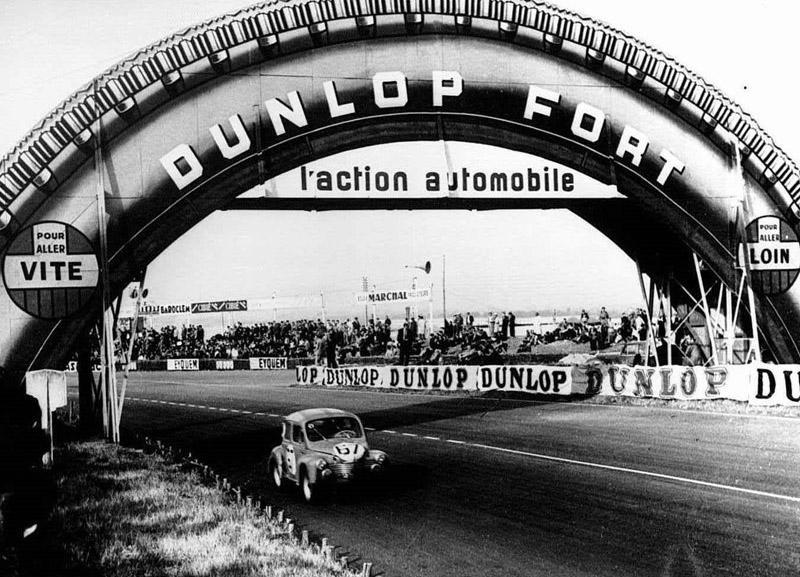 Dunlop расширяет диапазон гоночных шин для исторических автомобилей