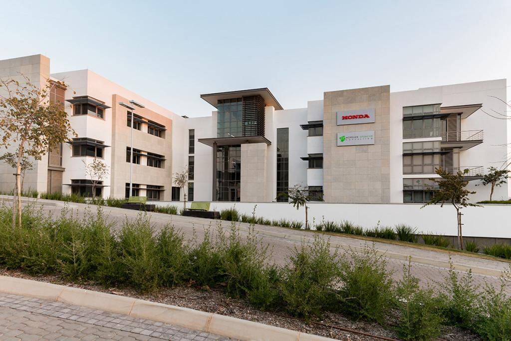 Magna Tyres открыла новый региональный офис в Южной Африке