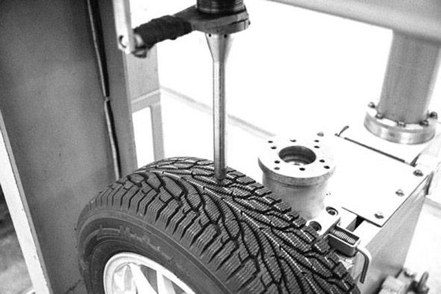 Зимние шины Premiorri ViaMaggiore прошли внутризаводские тесты на ходимость