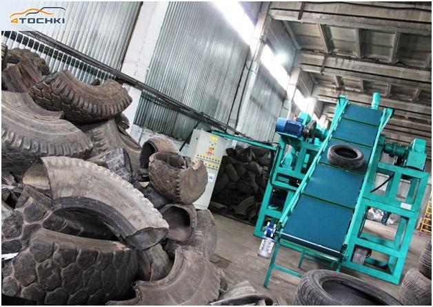 В Республике Коми отказались от строительства завода по переработке шин