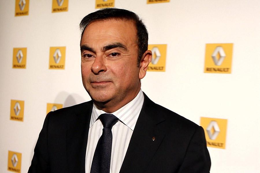 Карлоса Гона оставили главой Renault