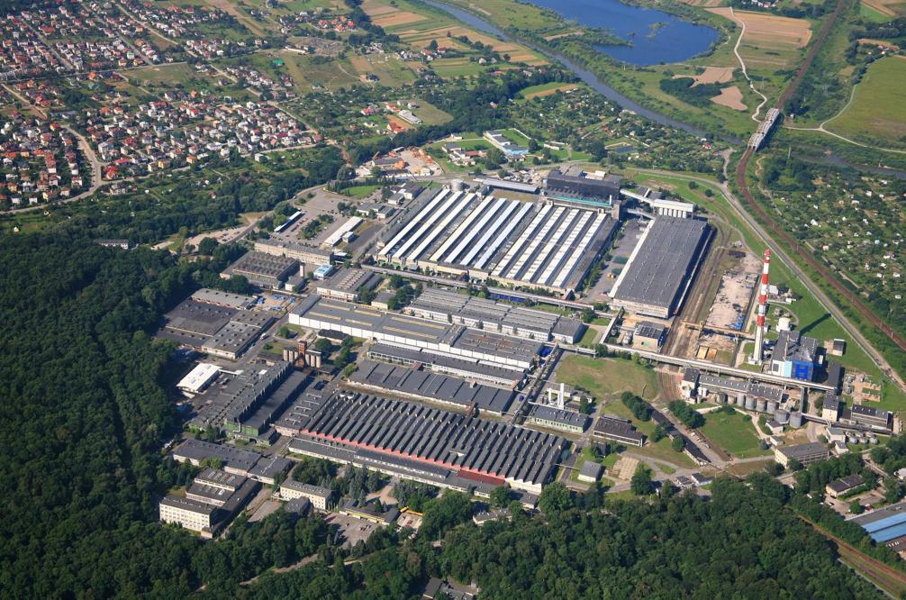 Польская Dębica SA увеличивает объемы продаж сторонним организациям