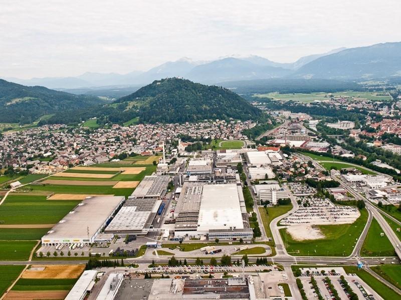 Goodyear увеличит мощность завода в Словении на 25 процентов