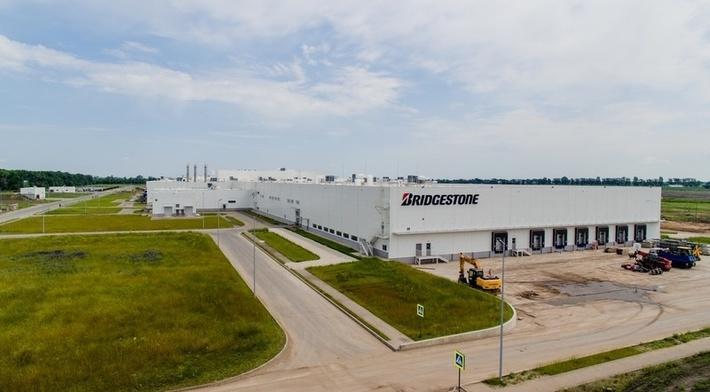 Bridgestone построит в Ульяновске современный логистический центр за $15 млн
