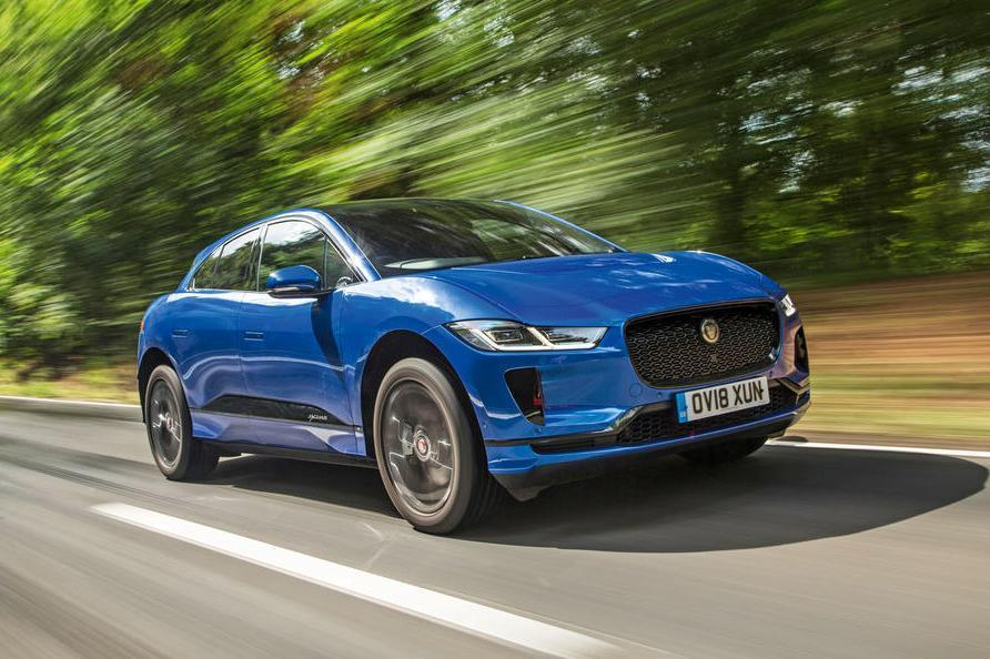 Jaguar I-Pace только сейчас начали продавать в России