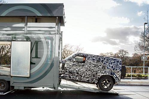 Land Rover подтвердил дебют нового Defender в будущем году
