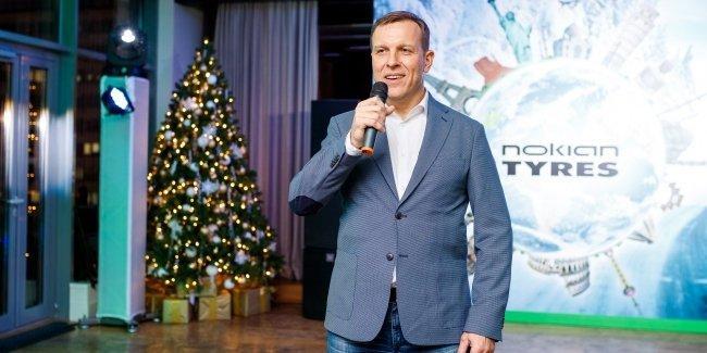 Nokian Tyres меняет главу украинского представительства