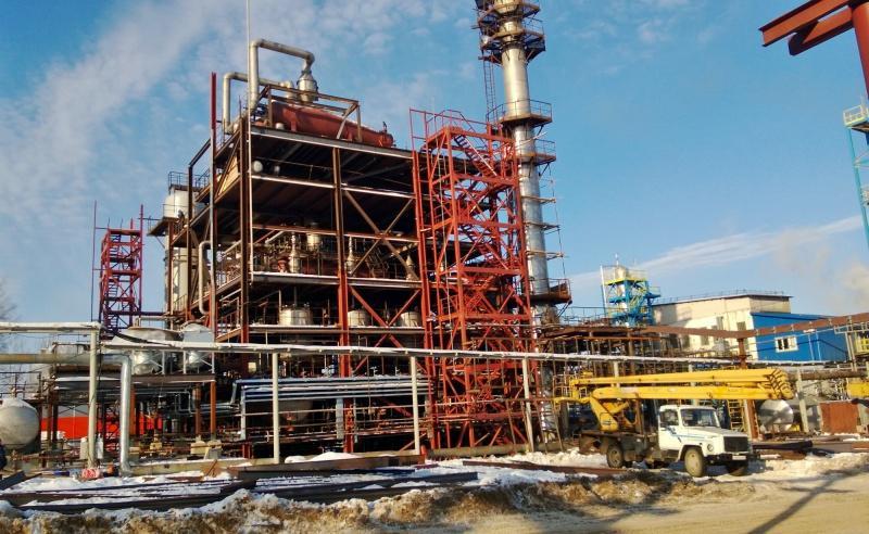 В Урене будут выпускать «зеленые» масла для шин из отходов нефтепереработки