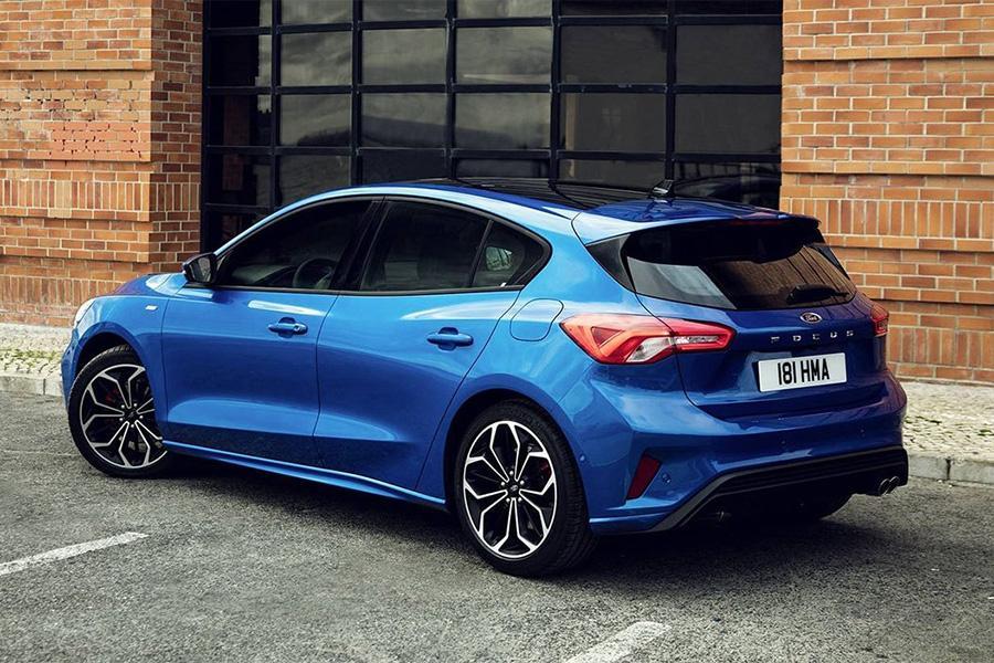 Новый Ford Focus мы не увидим еще долго