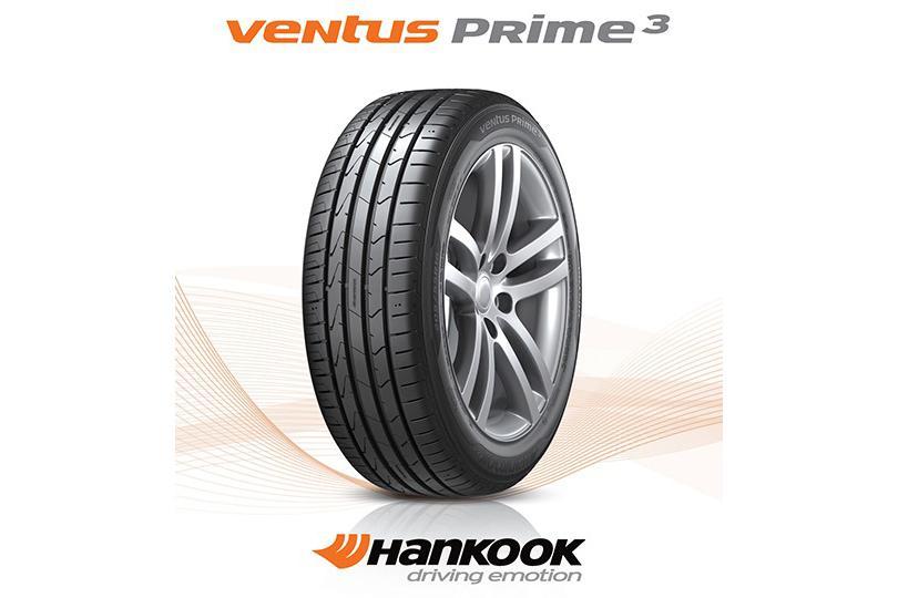 Ford выбрала для комплектации новых Focus Active шины Hankook Ventus Prime 3