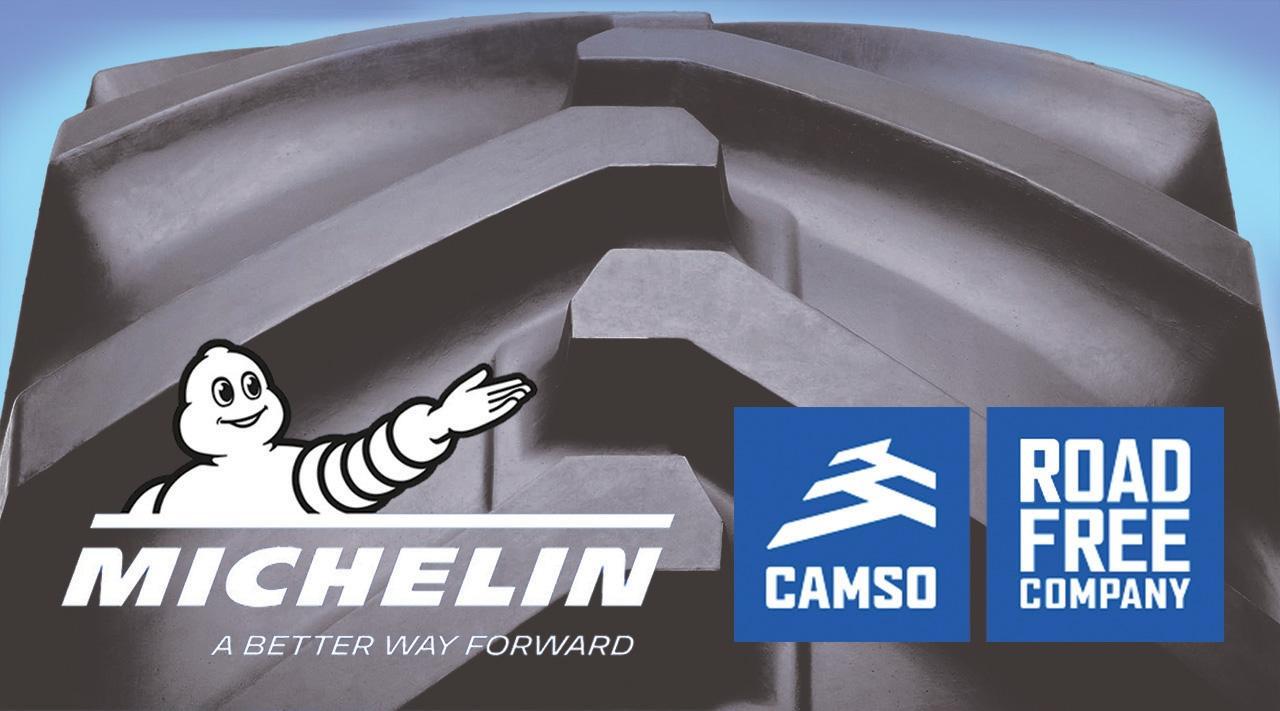 Группа Мишлен завершила сделку по покупке канадской Camso