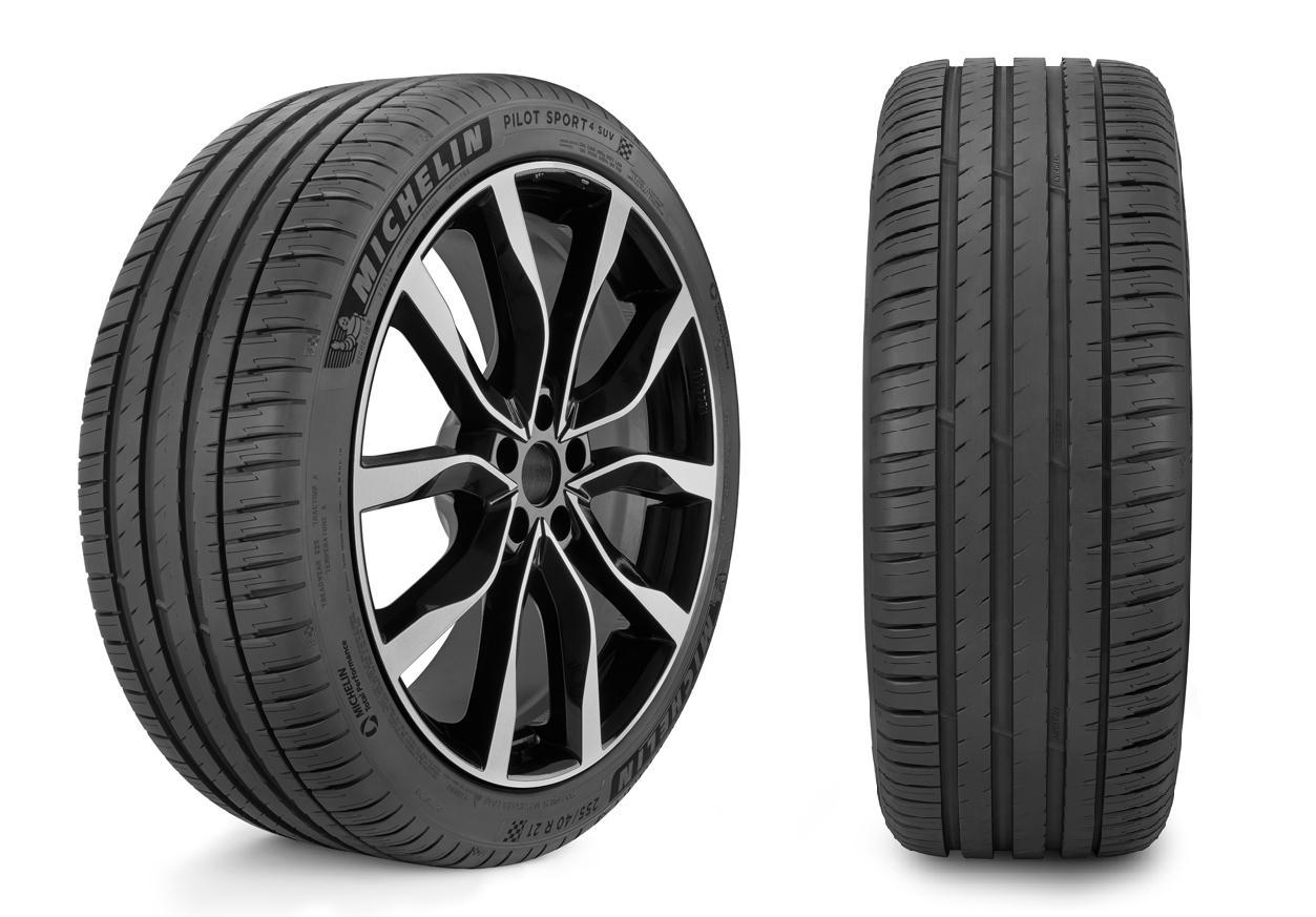 Мишлен готовит запуск новой летней шины Michelin Pilot Sport 4 SUV