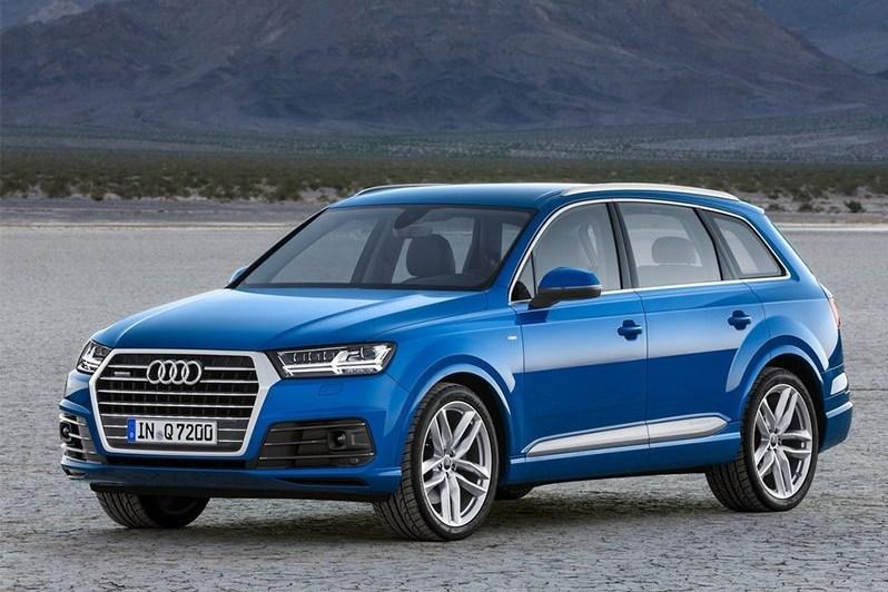 Audi Q7 хотят собирать на «Автоторе»
