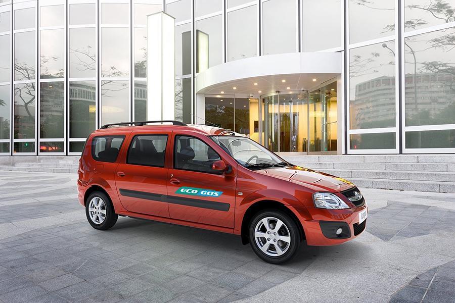 АвтоВАЗ закончил сертификацию битопливной Lada Largus