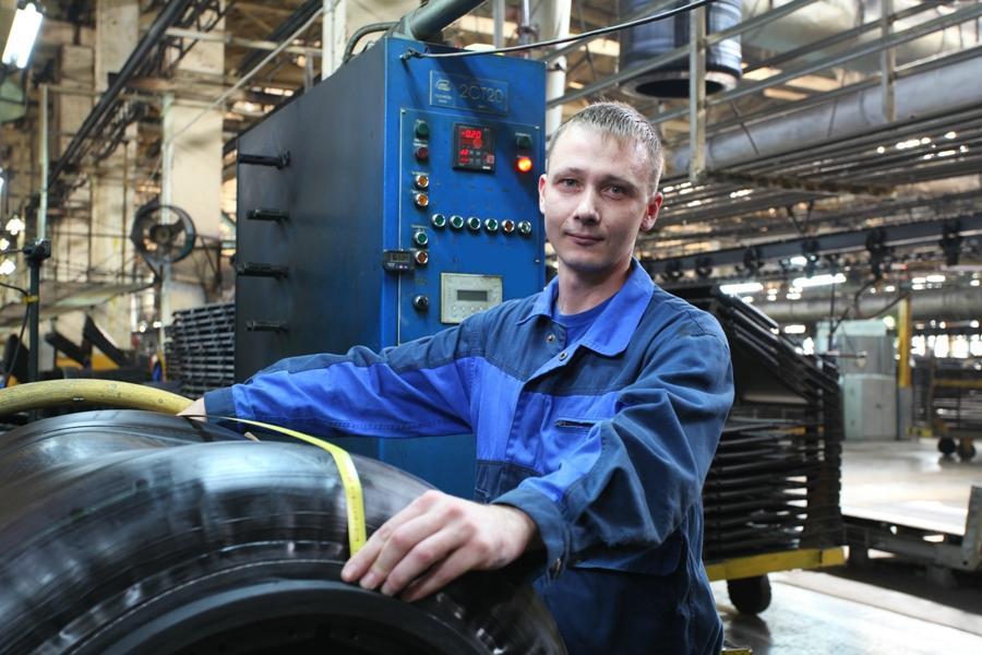 На «Омскшине» осваивают производство грузовых шин Tyrex CRG в новых типоразмерах