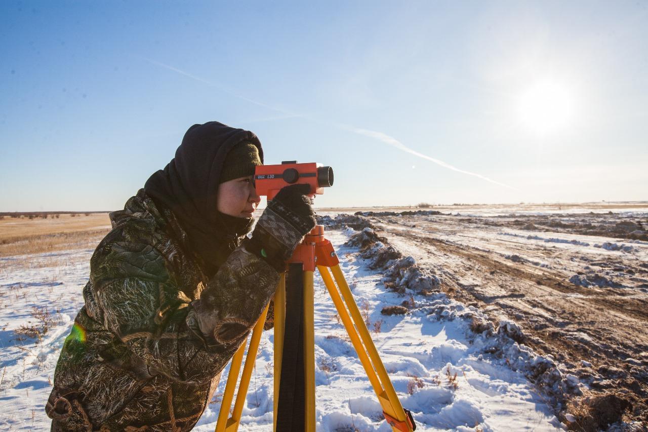 Полигон для тестирования зимних шин в Якутии будет открыт в начале 2019 года