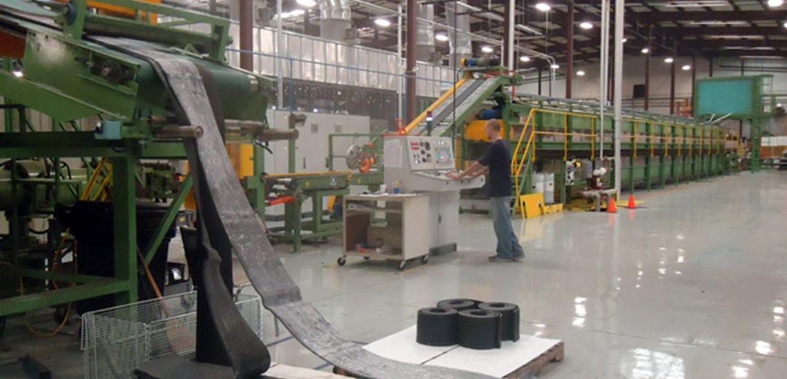Marangoni увеличит на 20 процентов выпуск протекторных колец на заводе в Теннесси