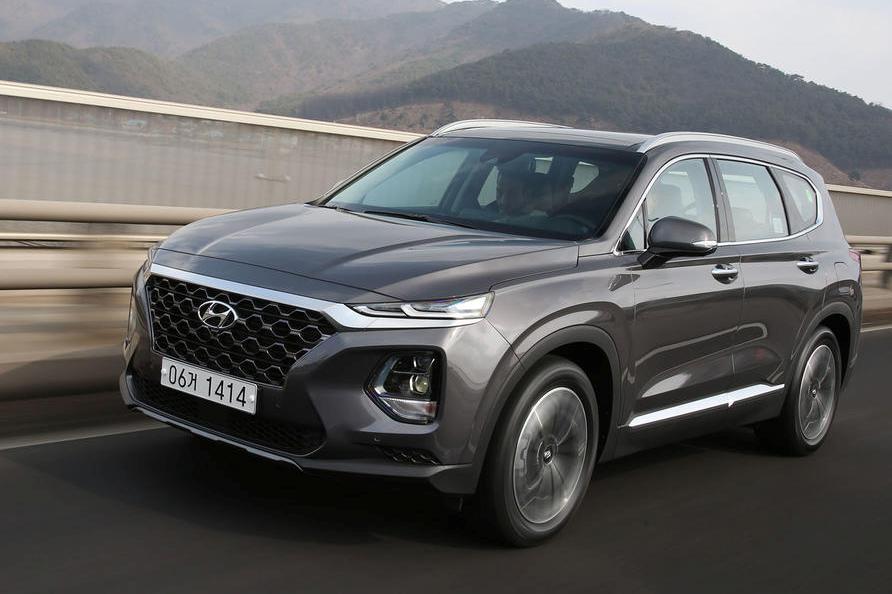 Hyundai отзывает новые Santa Fe