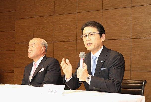 У японской Sumitomo Rubber Industries будет новый президент