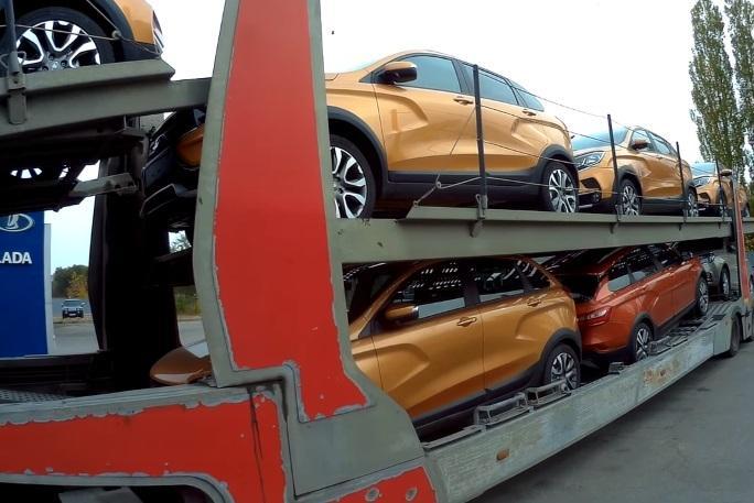 Названы главные импортеры автомобилей российской сборки