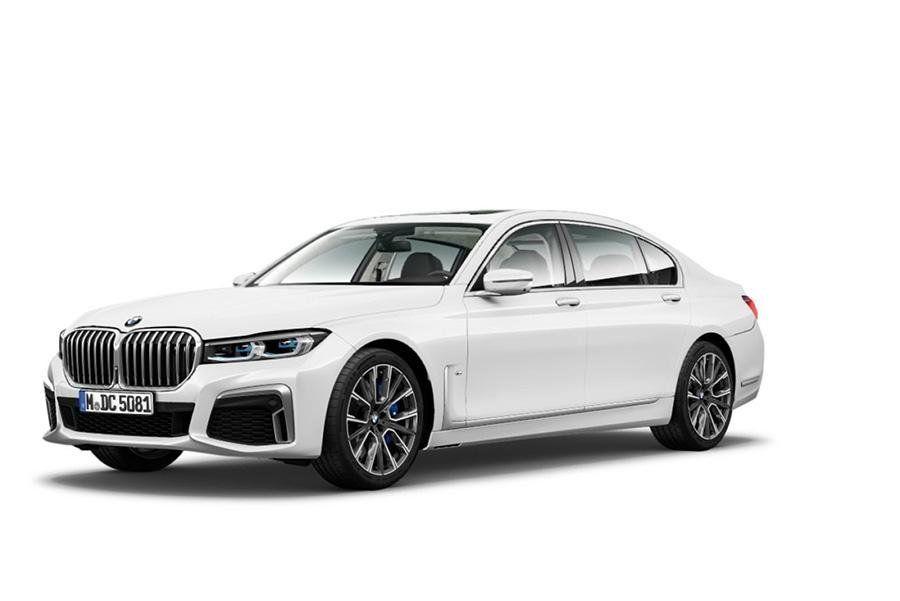У BMW готов обновленный седан 7-Series