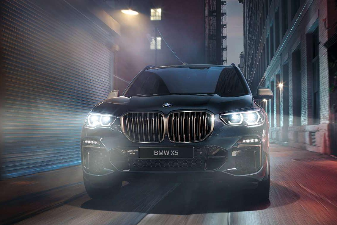 Yokohama Rubber начала поставки OE-шин для BMW X5 M Performance
