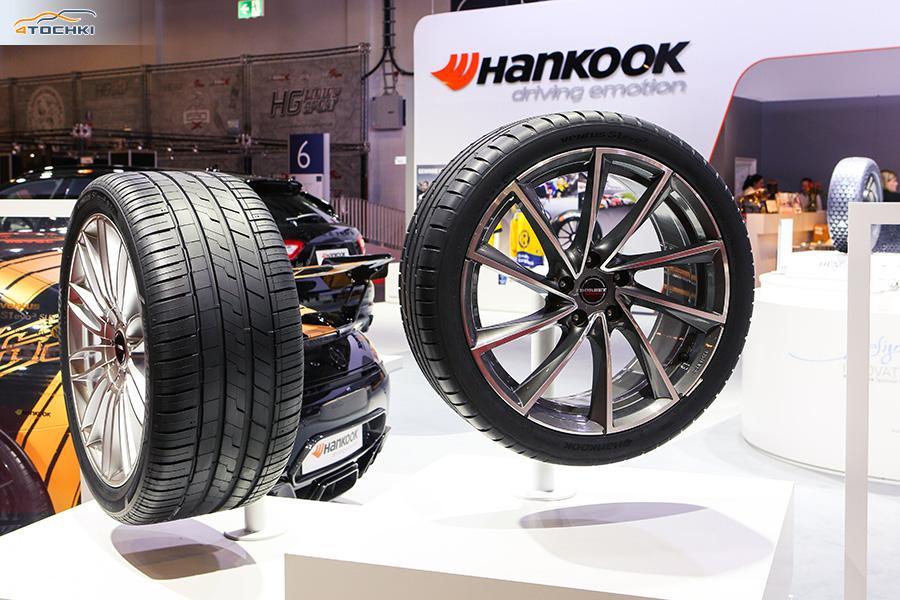 Hankook встречает Новый год на AutoZum 2019 в Зальцбурге
