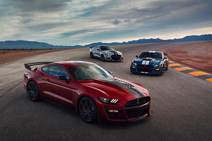 Автосалон в Детройте 2019: Ford Mustang Shelby GT500