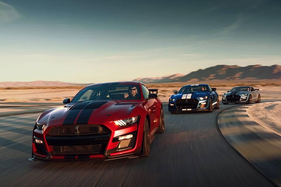 Ford и Lexus выбрали шины Michelin для дебюта своих новинок на NAIAS 2019