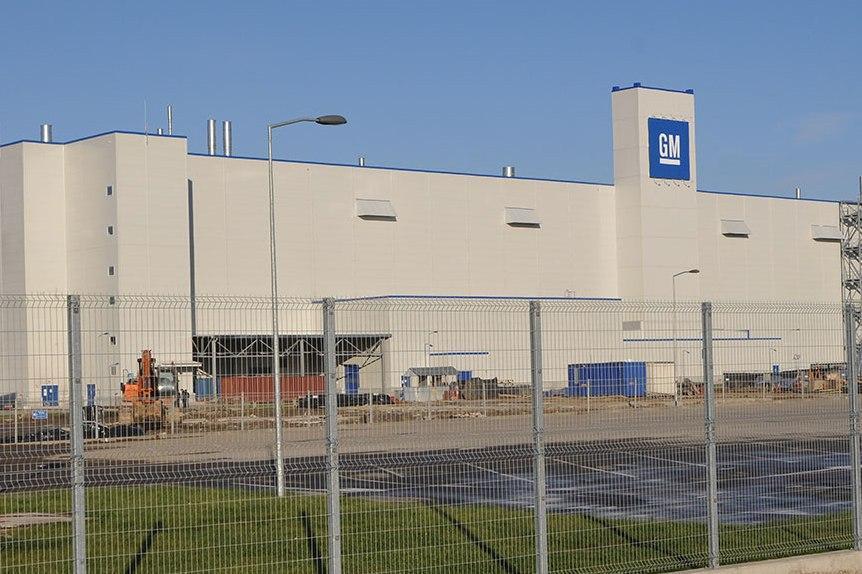 Завод GM в Санкт-Петербурге купят белорусы