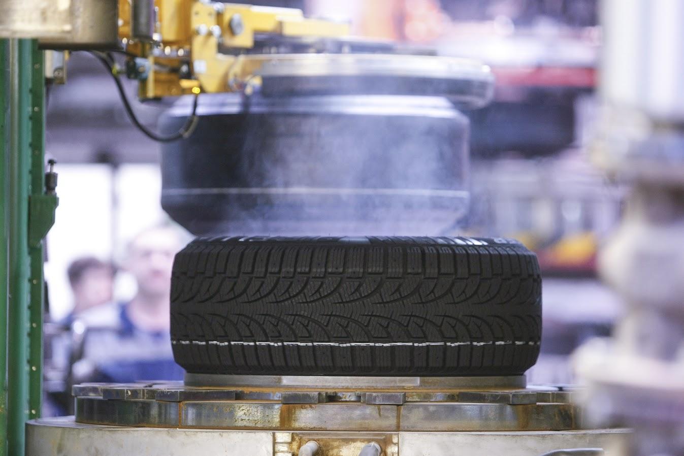 «Росэлектроника» поможет сделать шины «умными»