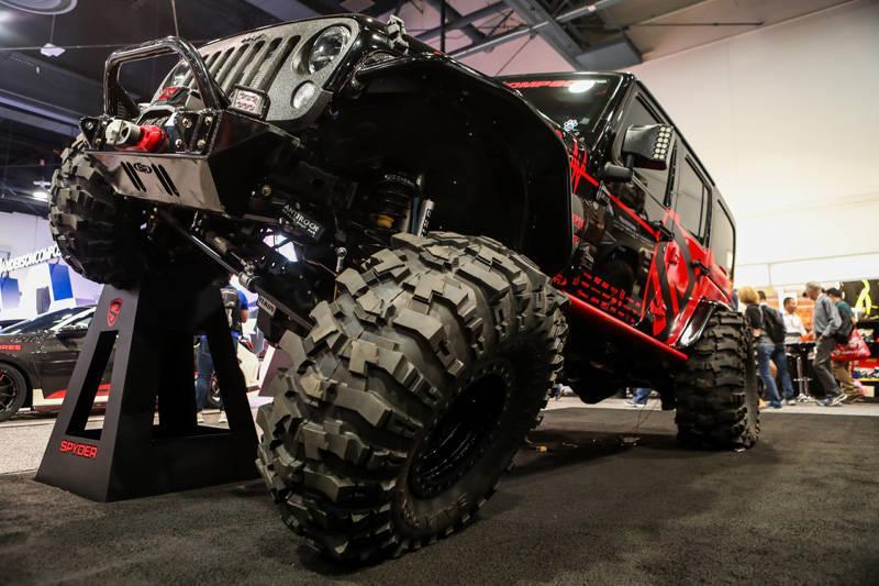 Новая Baja Pro X – самая агрессивная шина от Mickey Thompson Tires