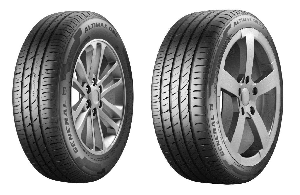 Новые летние шины Altimax One и One S - стабильность и надежность от General Tire
