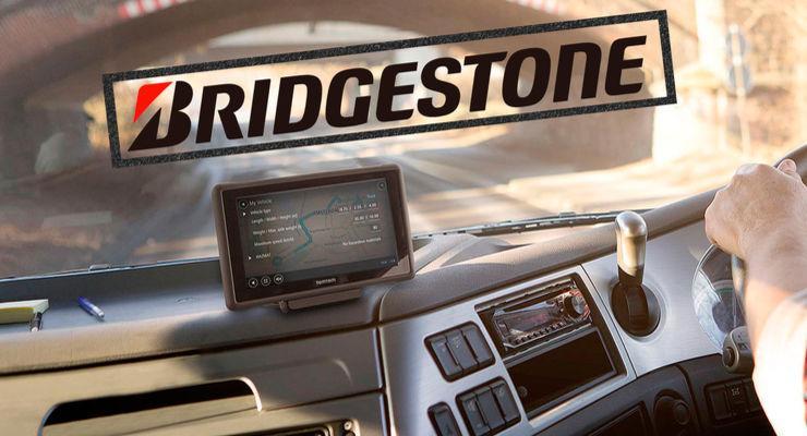 Bridgestone купила TomTom Telematics за €910 млн