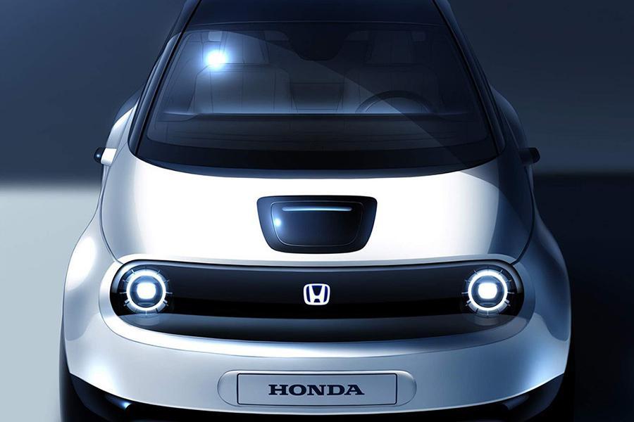 Honda анонсировала свою женевскую премьеру