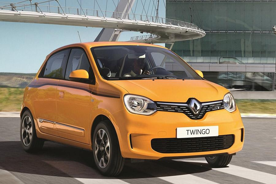 Компания Renault обновила кроху Twingo