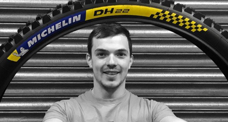 Michelin возвращается в соревнования по даунхиллу