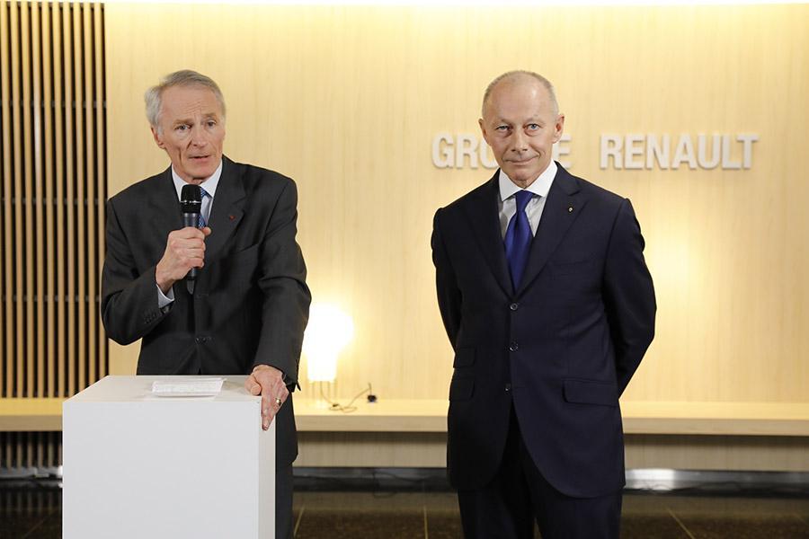 У компании Renault новые руководители