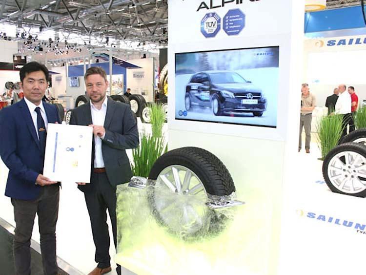 TÜV SÜD аннулировала сертификат качества зимних шин Sailun Ice Blazer Alpine