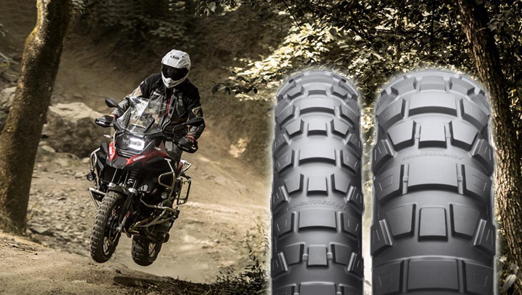 Bridgestone запускает новые эндуро-шины Battlax Adventurecross AX41