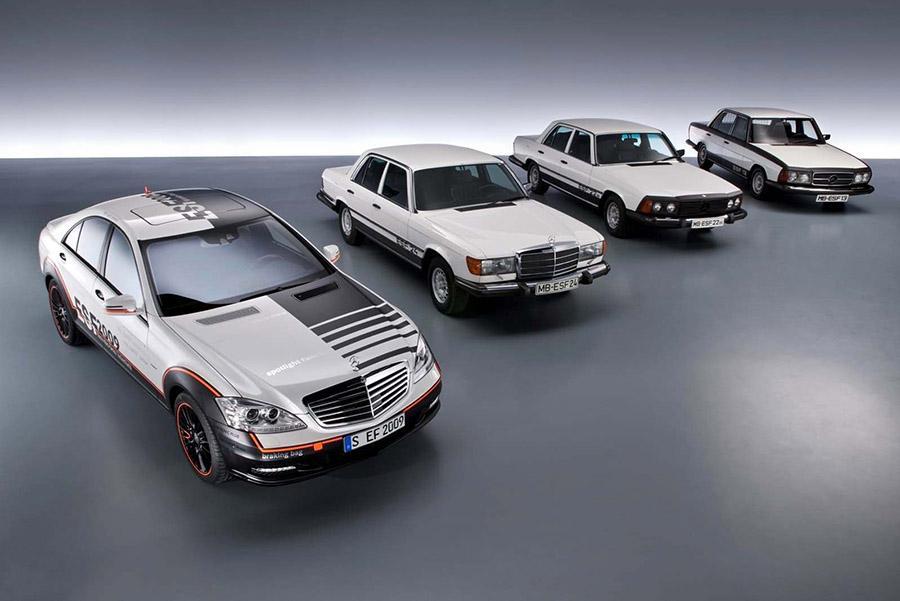Mercedes построит новый концепт ESF