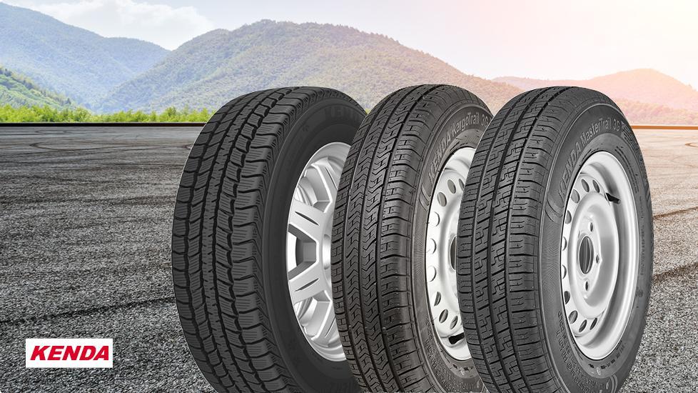 Starco объявила о запуске трейлерных шин Kenda нового поколения