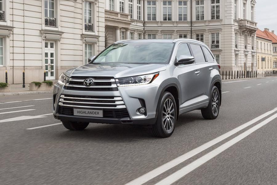 Toyota Highlander отзывают из-за необычного дефекта