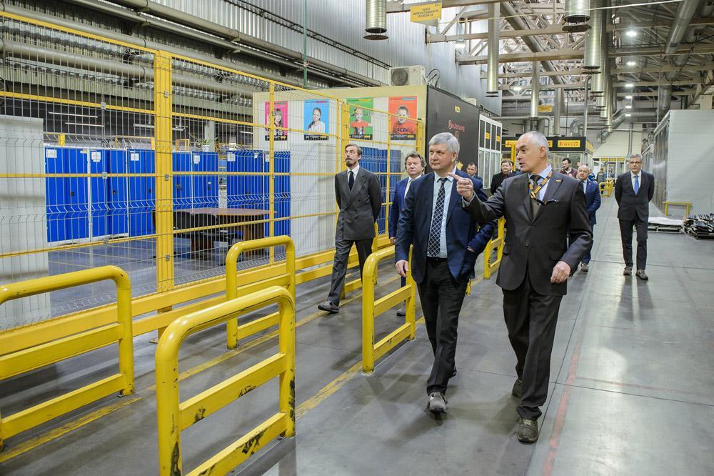 Пирелли инвестирует в расширение мощностей ВШЗ 100 миллионов евро