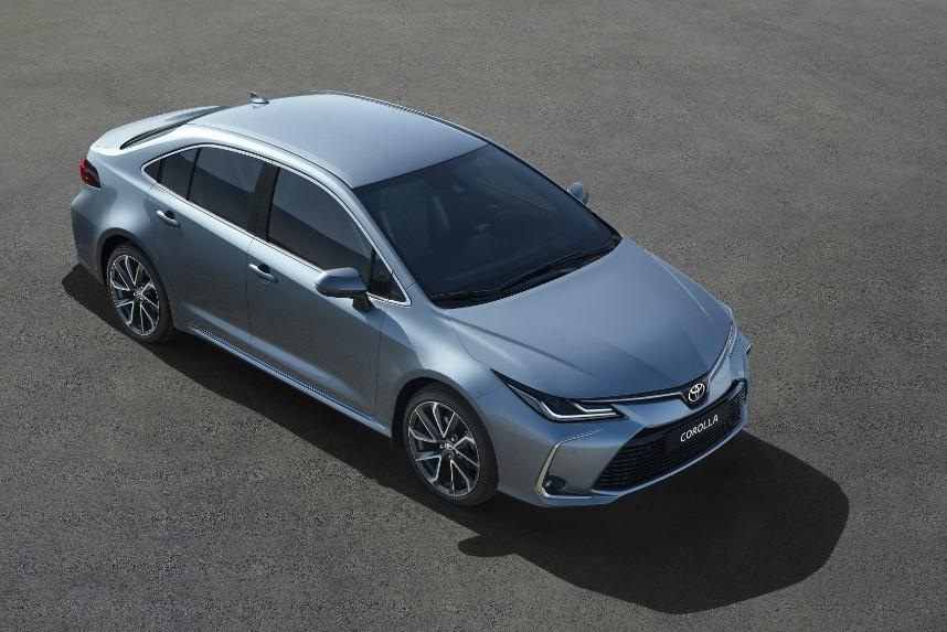 Toyota Corolla для России: производство стартовало