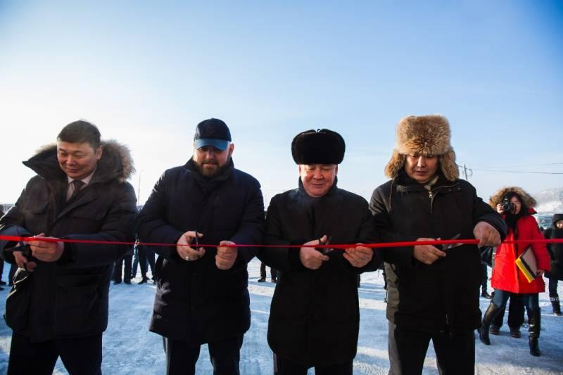 В Республике Саха открыли новый полигон для испытаний зимних шин
